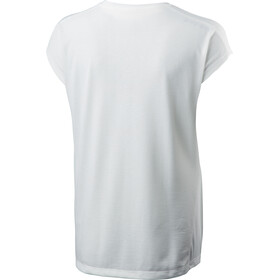 Houdini Big Up T-shirt Dames, powderday white